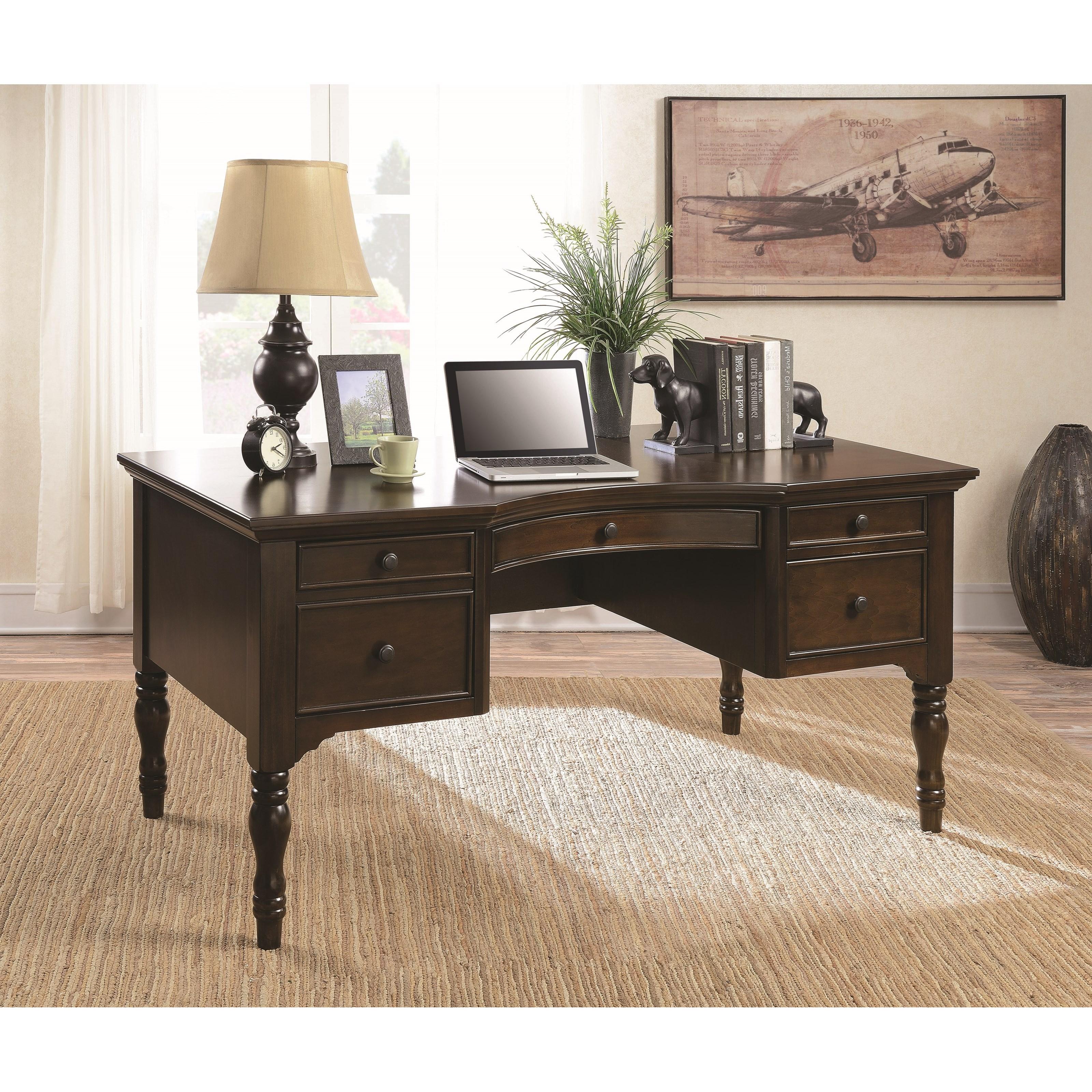 Coaster Desks Desk - Item Number: 800850