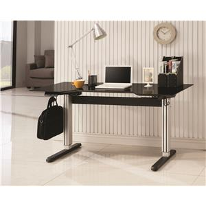 Coaster Desks Adjustable Height Desk