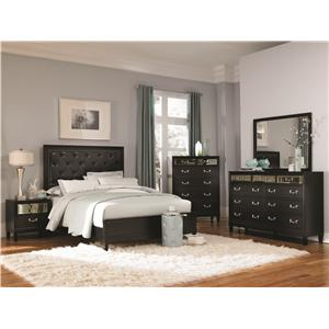 Coaster Devine Bedroom Group