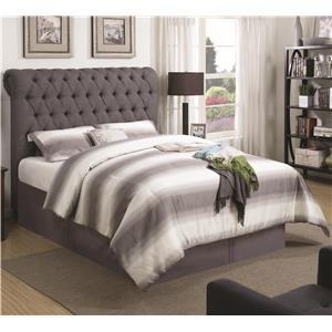 Coaster Devon King Upholstered Bed