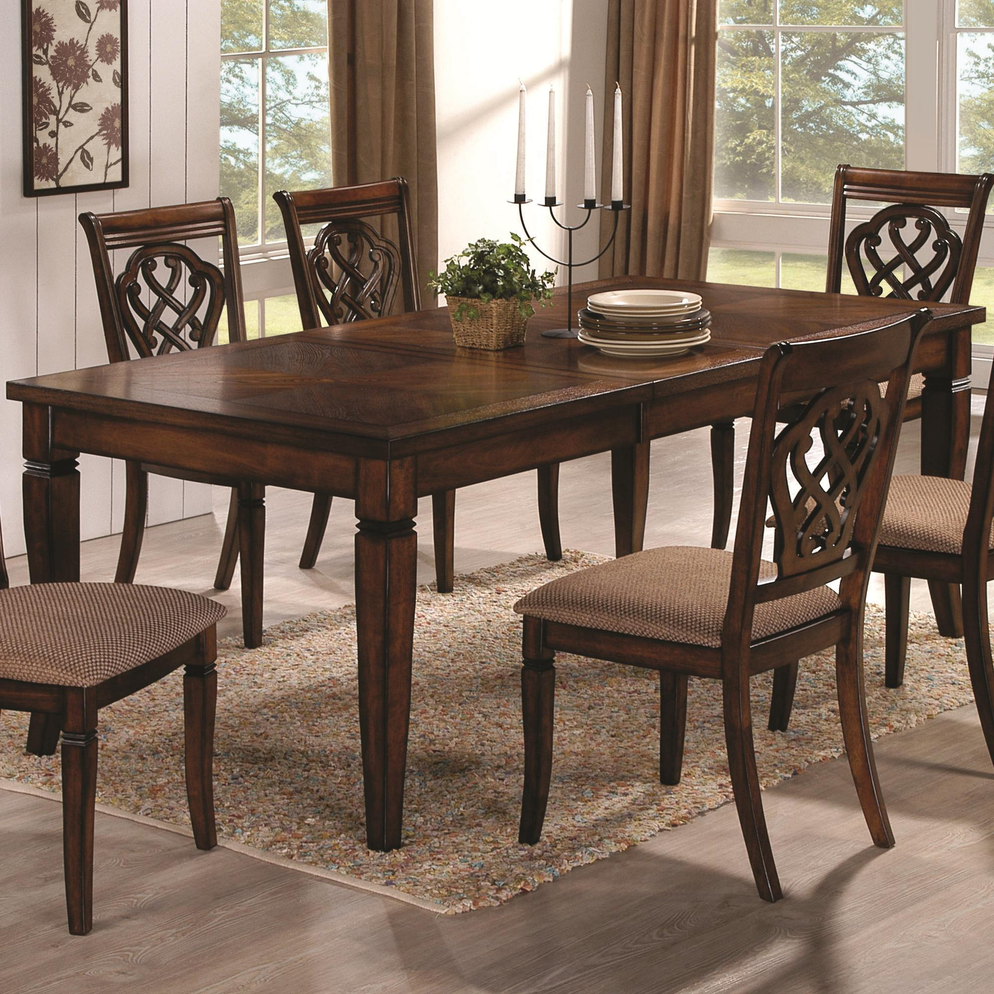 Coaster Dining 10339 Dining Table - Item Number: 103391