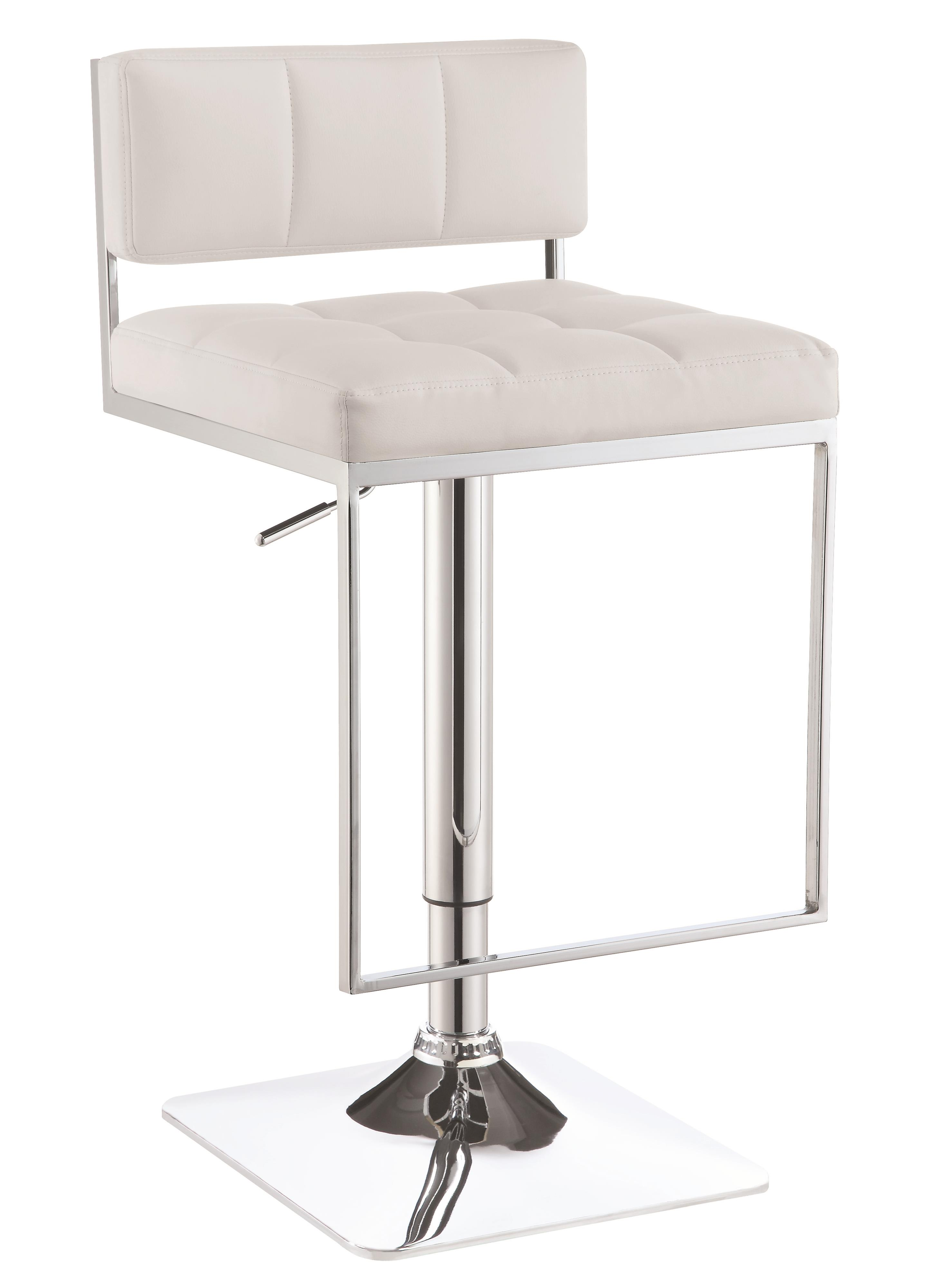 Coaster Dining Chairs and Bar Stools Adjustable Bar Stool - Item Number: 100193