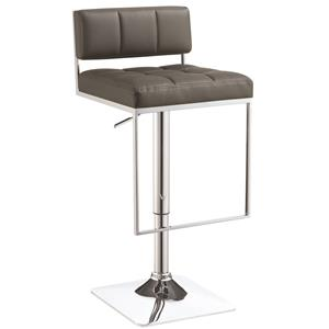 Coaster Dining Chairs and Bar Stools Adjustable Bar Stool