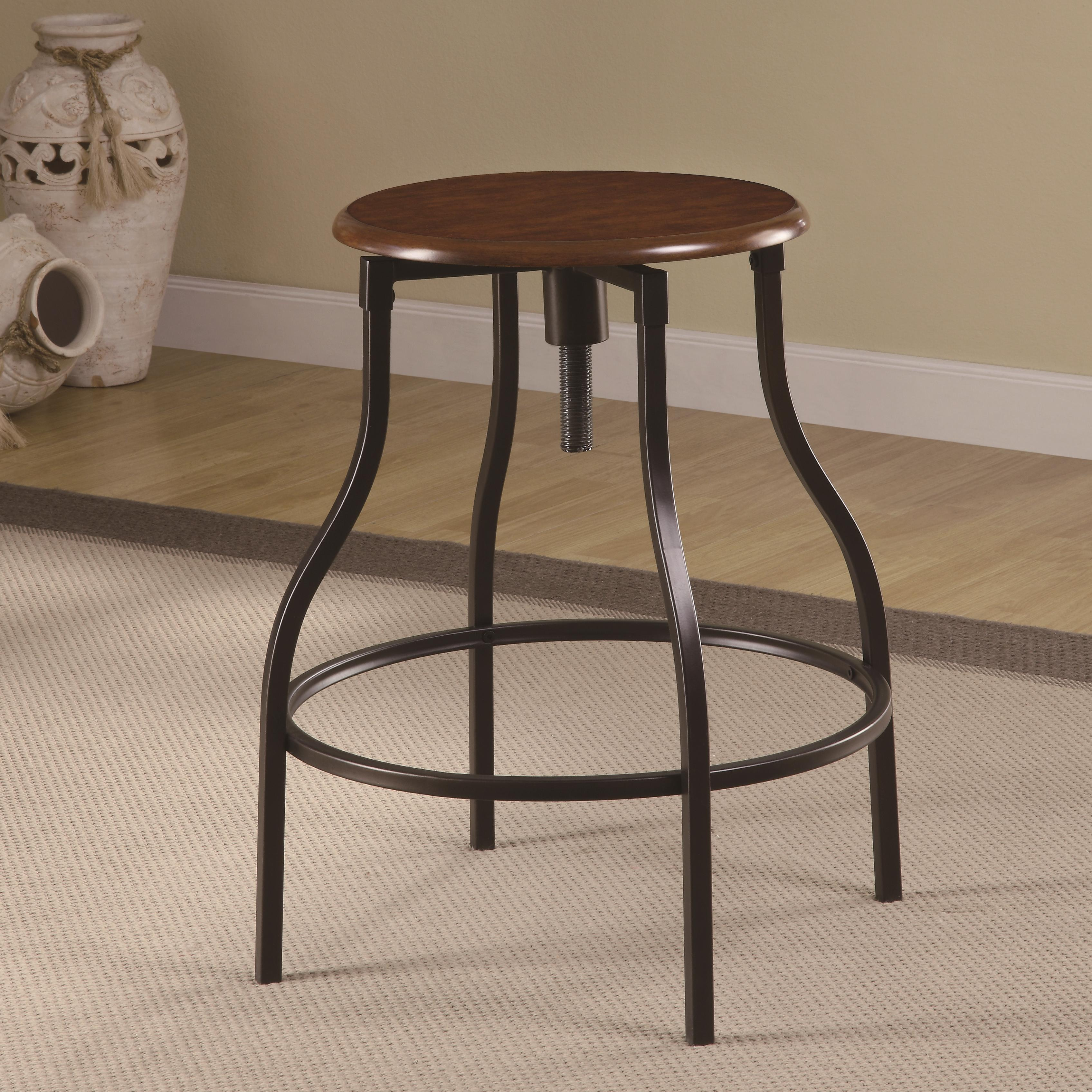 Coaster Dining Chairs and Bar Stools Bar Stool - Item Number: 100199