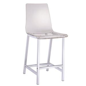 Coaster Dining Chairs and Bar Stools Acrylic Bar Stool