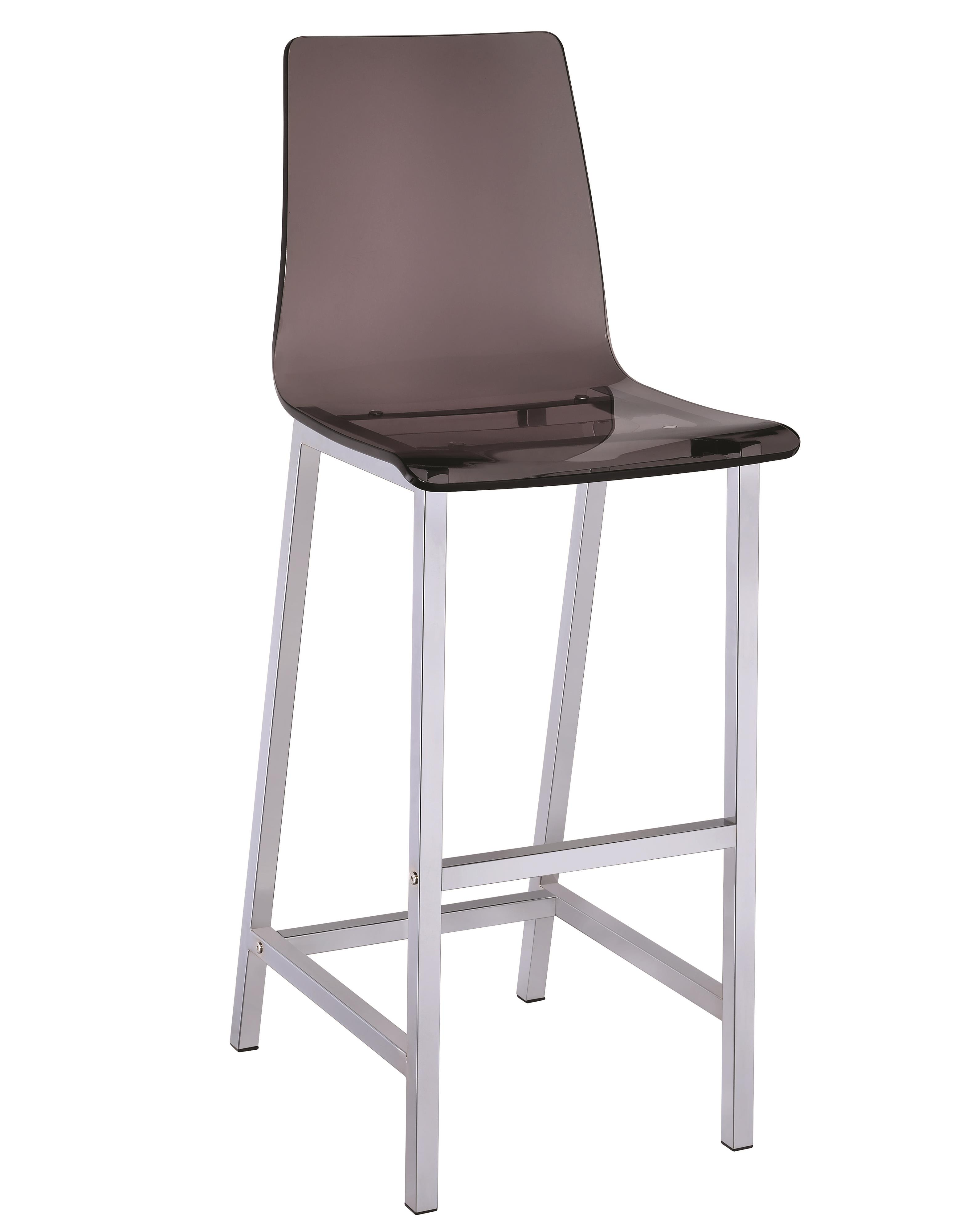 Coaster Dining Chairs and Bar Stools Bar Height Stool - Item Number: 100296