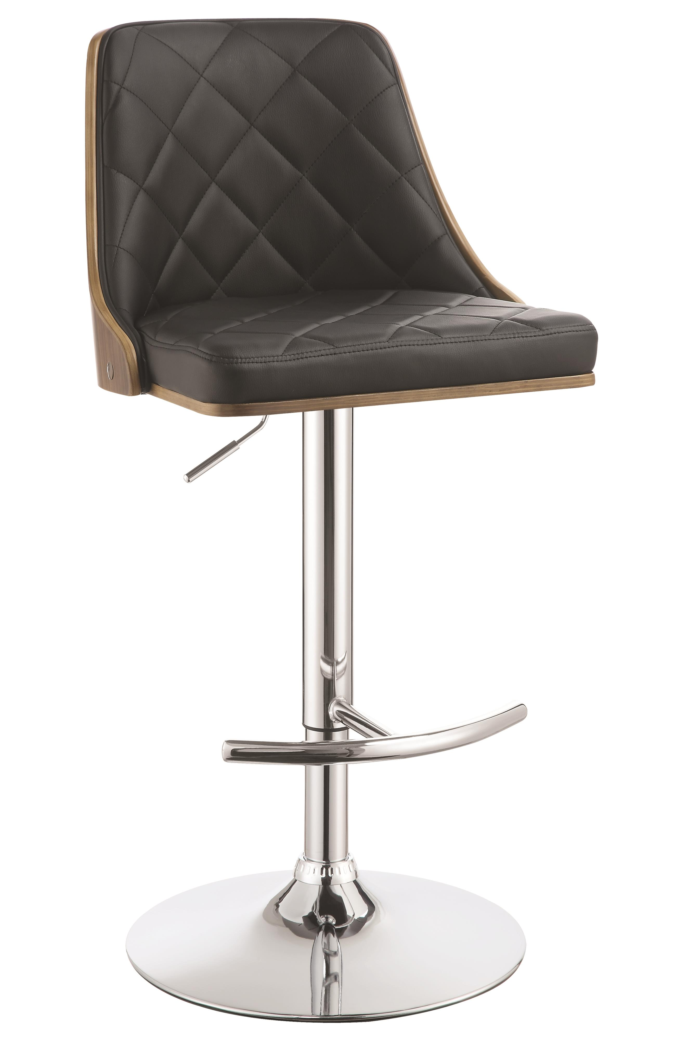 Coaster Dining Chairs and Bar Stools Adjustable Bar Stool - Item Number: 100410