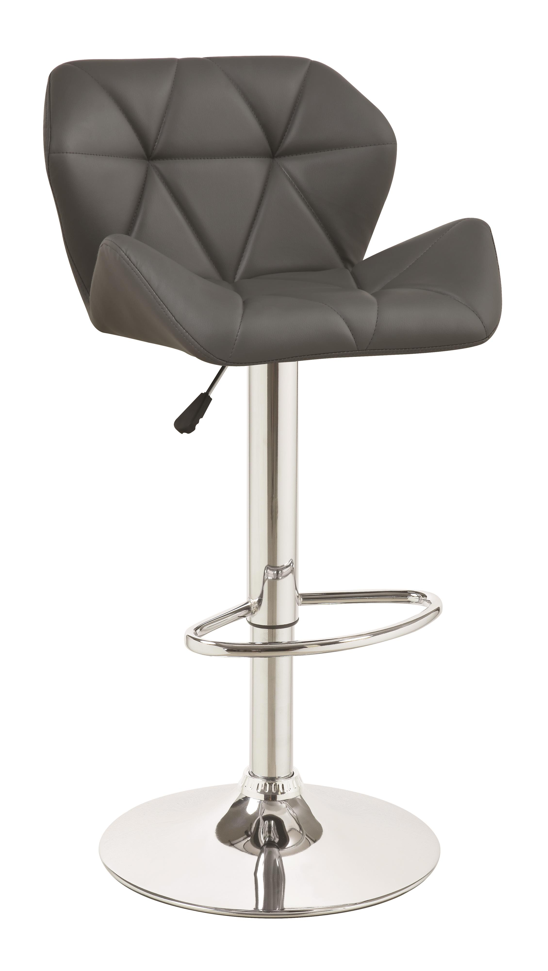 Dining Chairs and Bar Stools Adjustable Stool by Coaster at Northeast Factory Direct