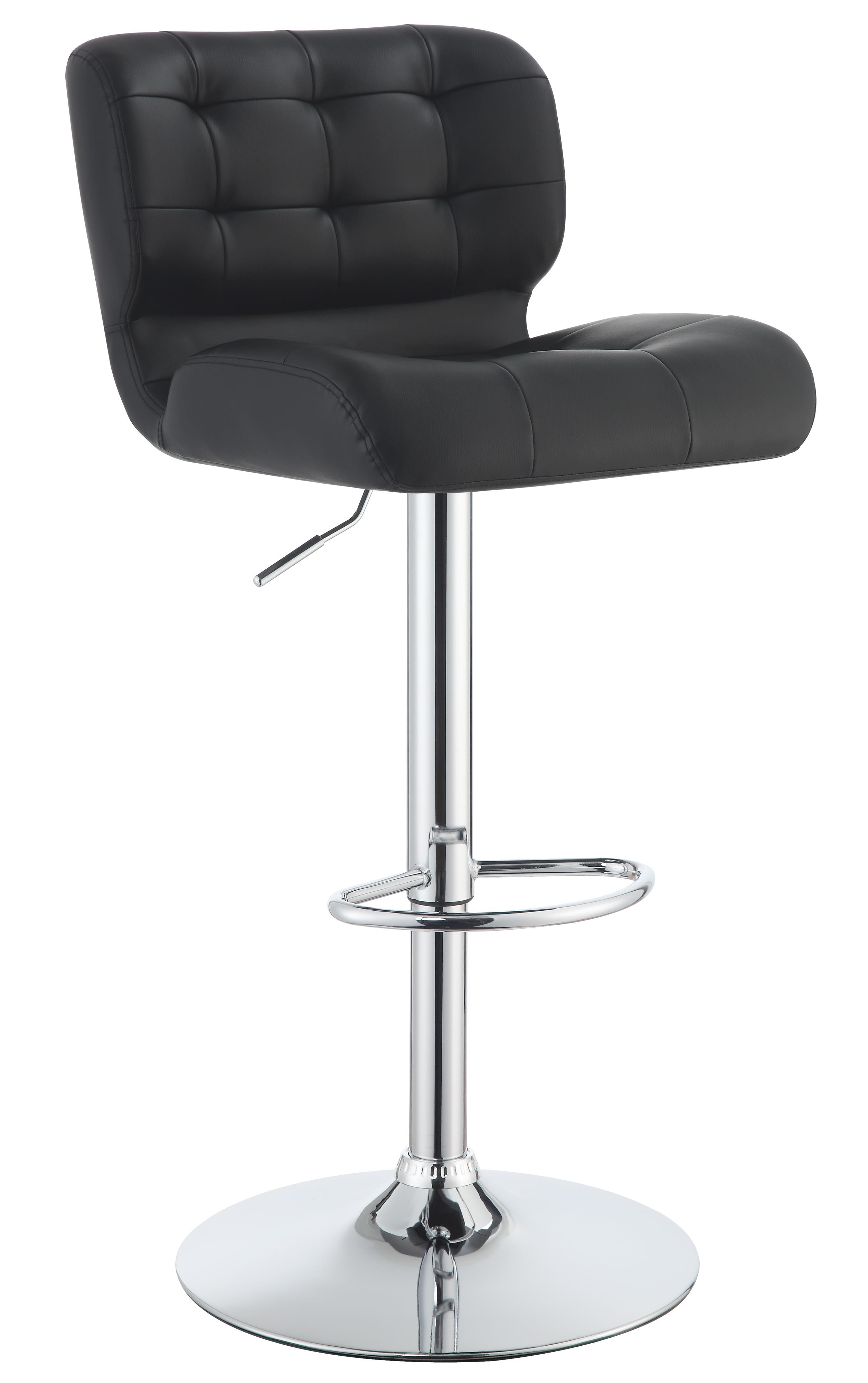 Coaster Dining Chairs and Bar Stools Adjustable Bar Stool - Item Number: 100543
