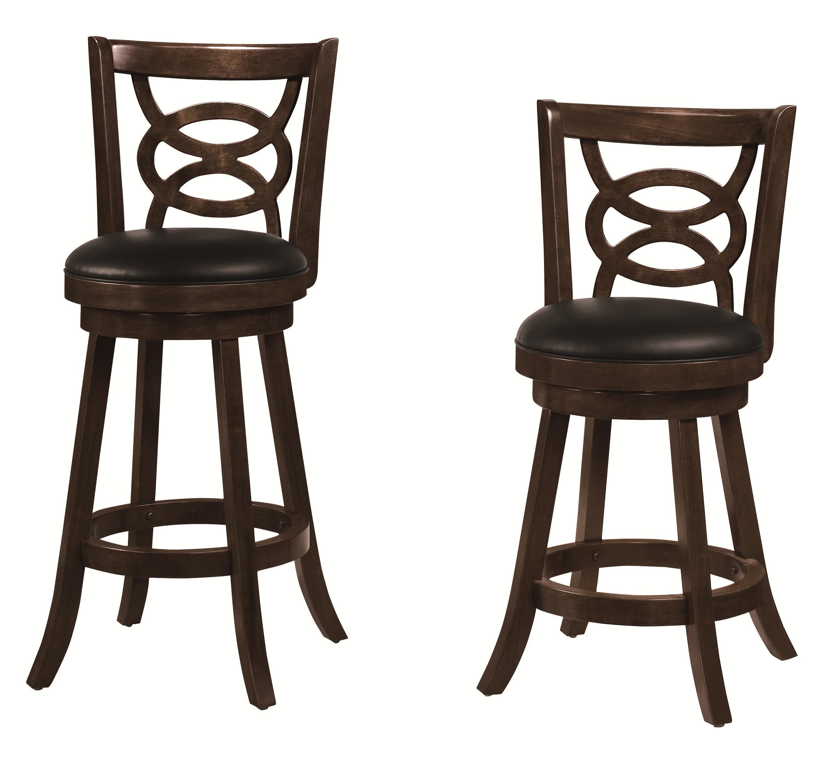 Coaster Dining Chairs And Bar Stools 101930 29 Quot Swivel Bar