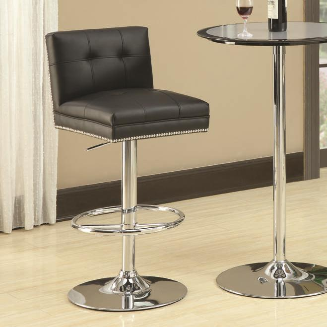 "Coaster Dining Chairs and Bar Stools 29"" Upholstered Barstool - Item Number: 102552"