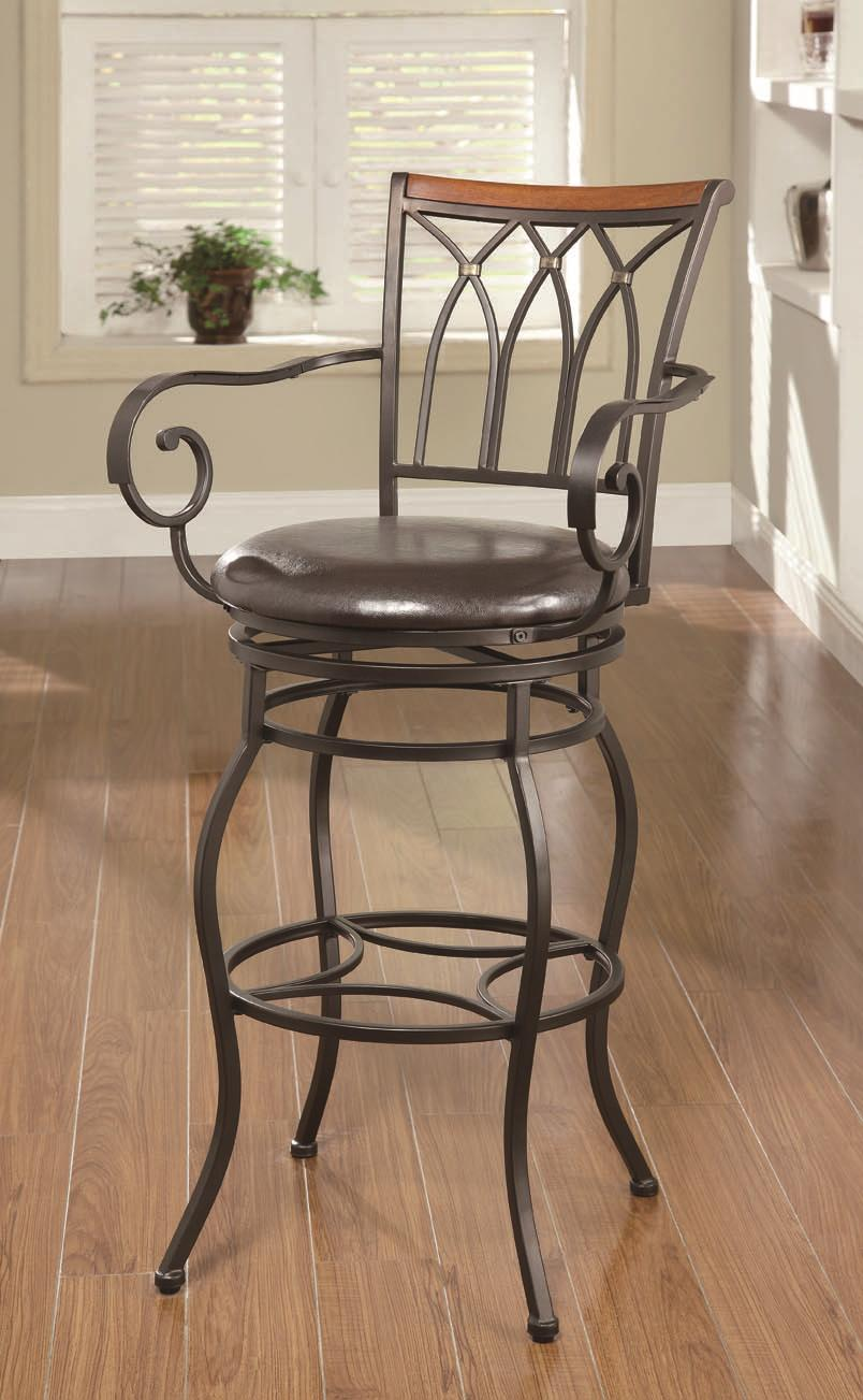 "Coaster Dining Chairs and Bar Stools 29"" Barstool - Item Number: 102575"