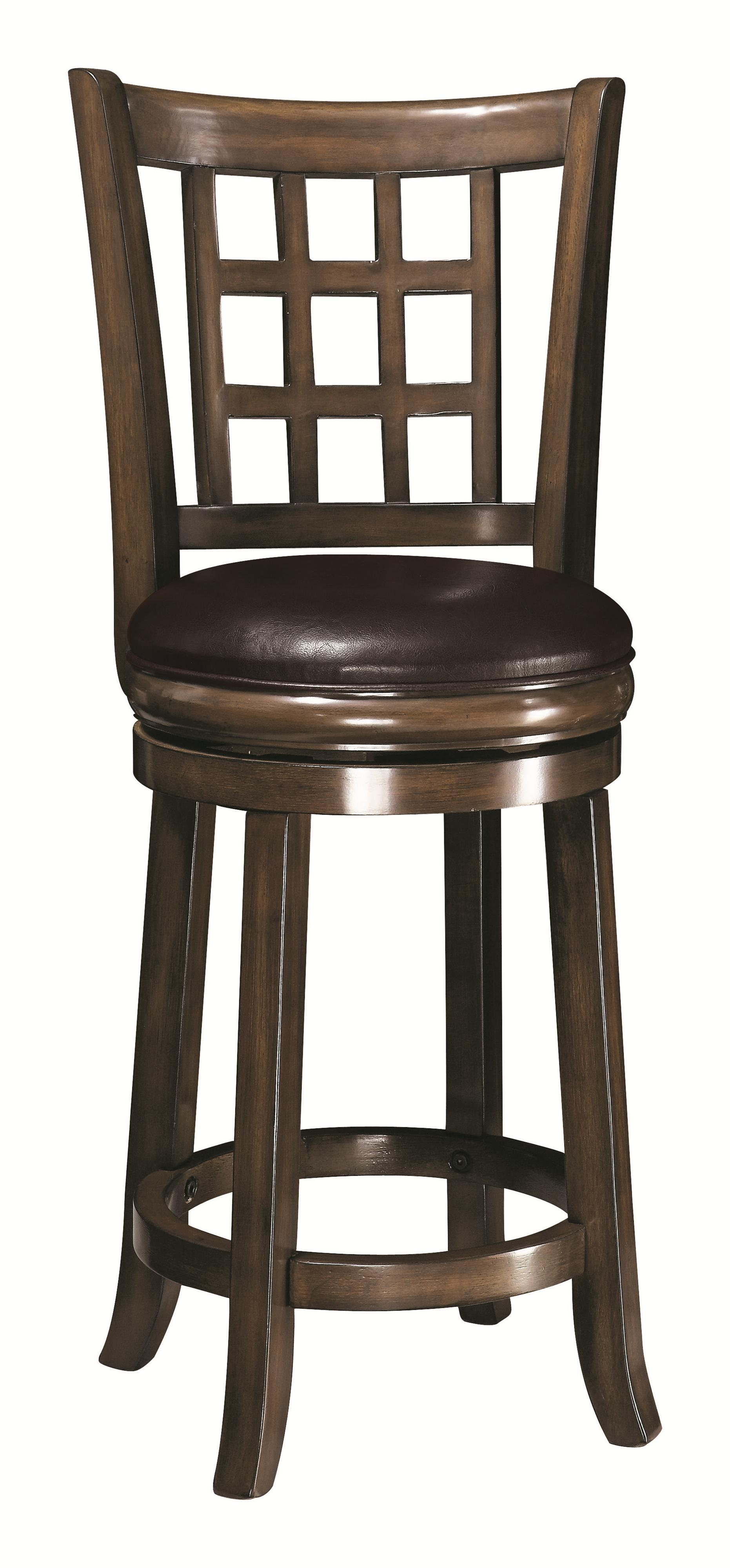 "Coaster Dining Chairs and Bar Stools 24""H Bar Stool - Item Number: 102639"