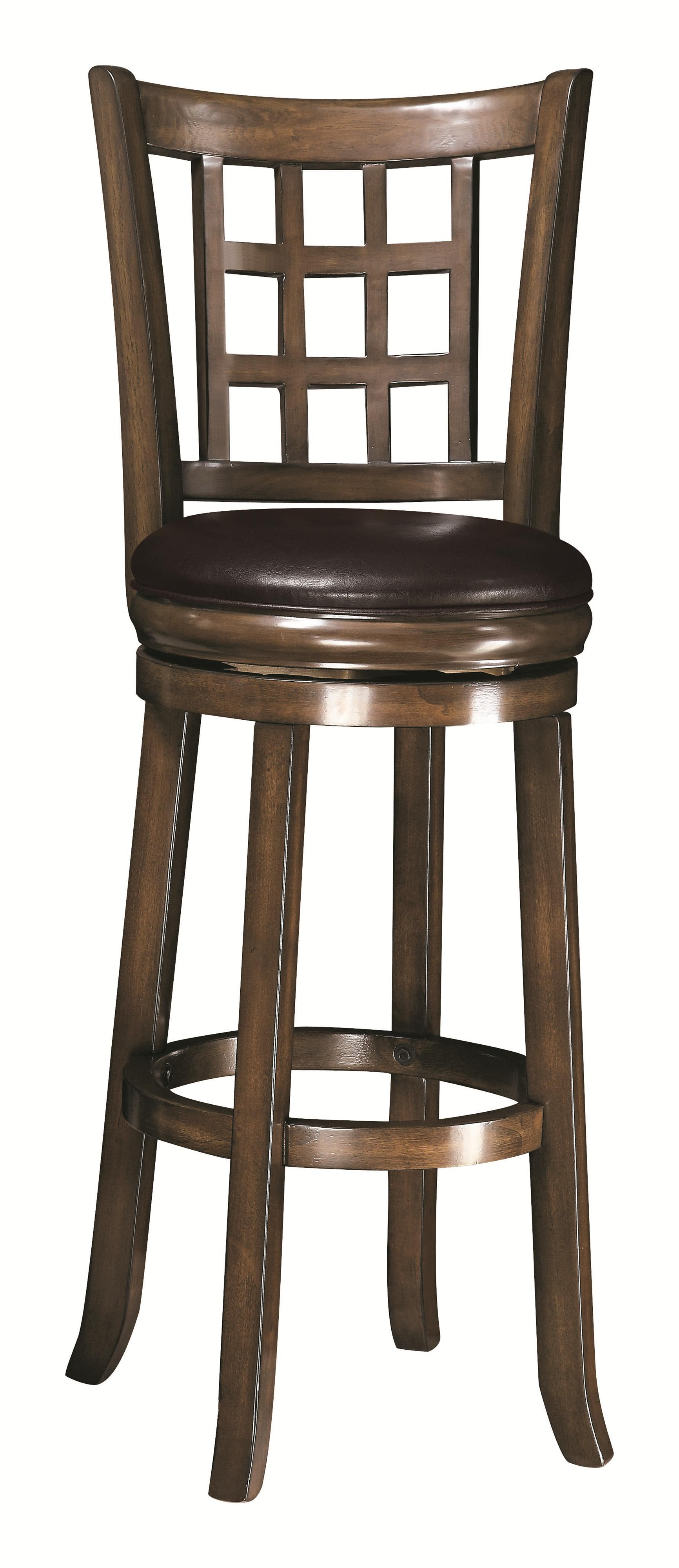 """Coaster Dining Chairs and Bar Stools 29""""H Bar Stool - Item Number: 102640"""