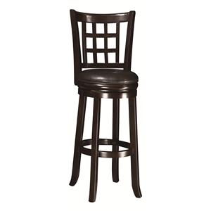 "Coaster Dining Chairs and Bar Stools 29""H Bar Stool"