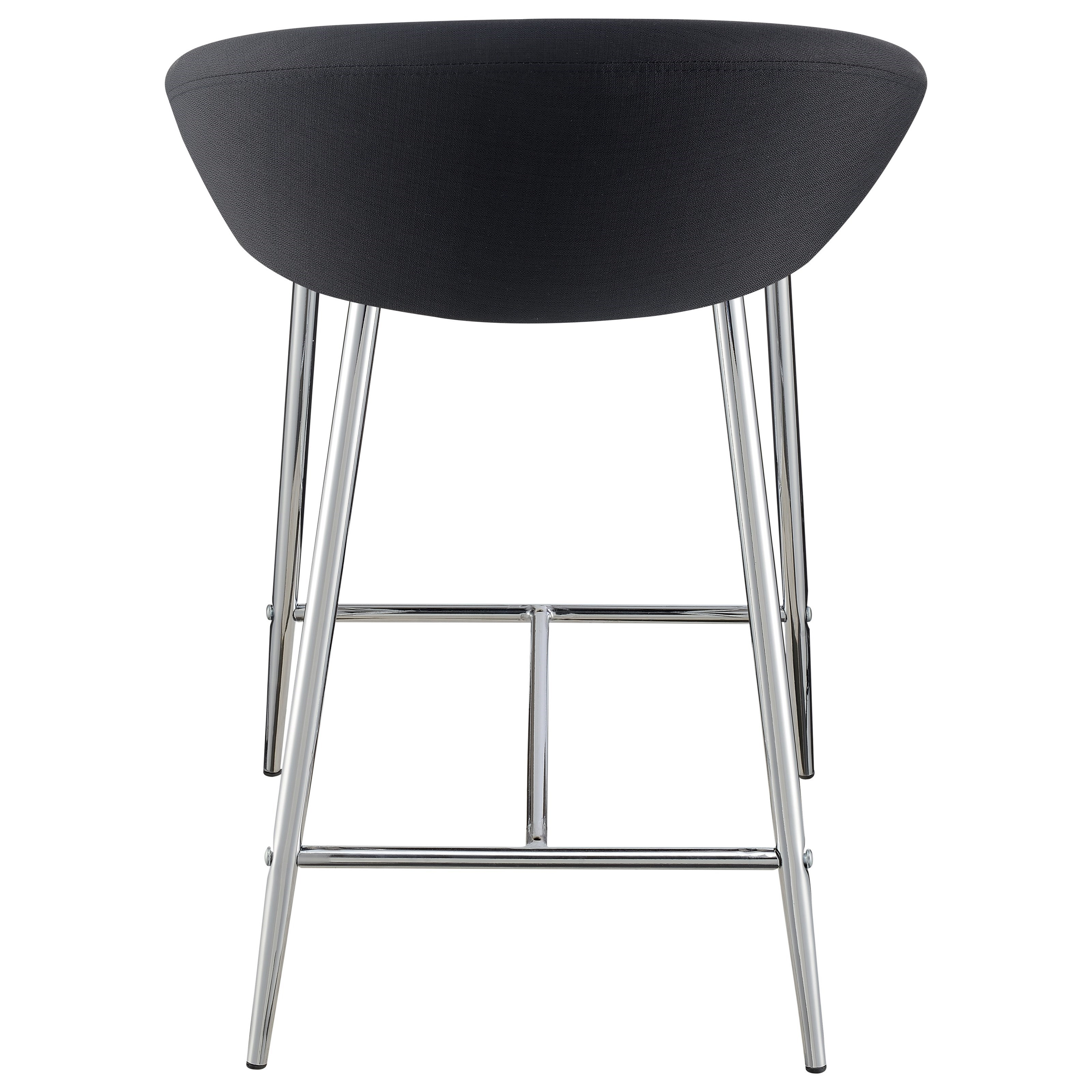 Coaster Dining Chairs and Bar Stools Contemporary Counter Height Stool - Dunk & Bright Furniture ...