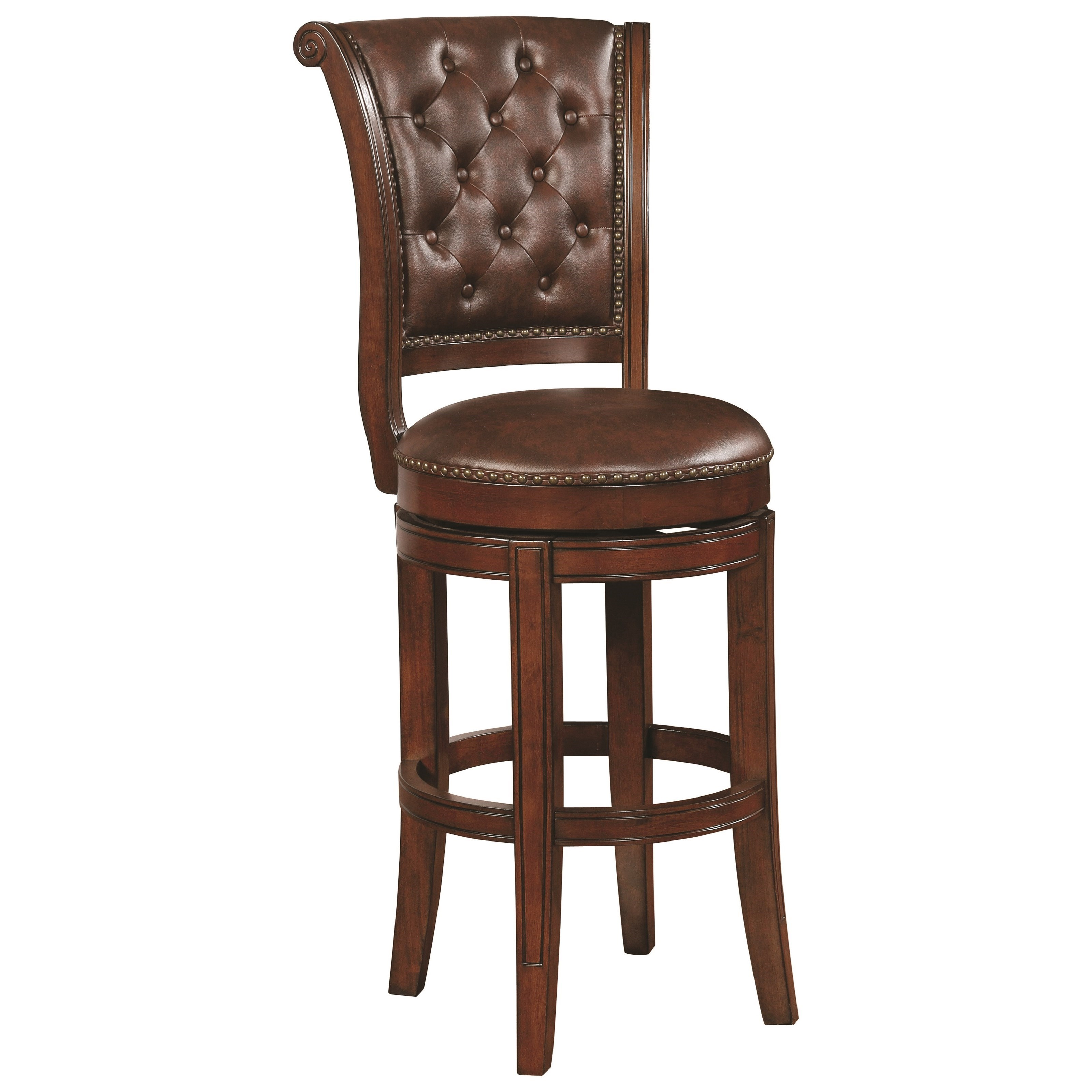 Coaster Dining Chairs And Bar Stools Traditional Bar Stool