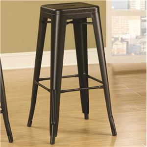 "Coaster Dining Chairs and Bar Stools 30"" Bar Stool"