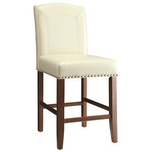 Coaster Dining Chairs and Bar Stools Upholstered Bar Stool