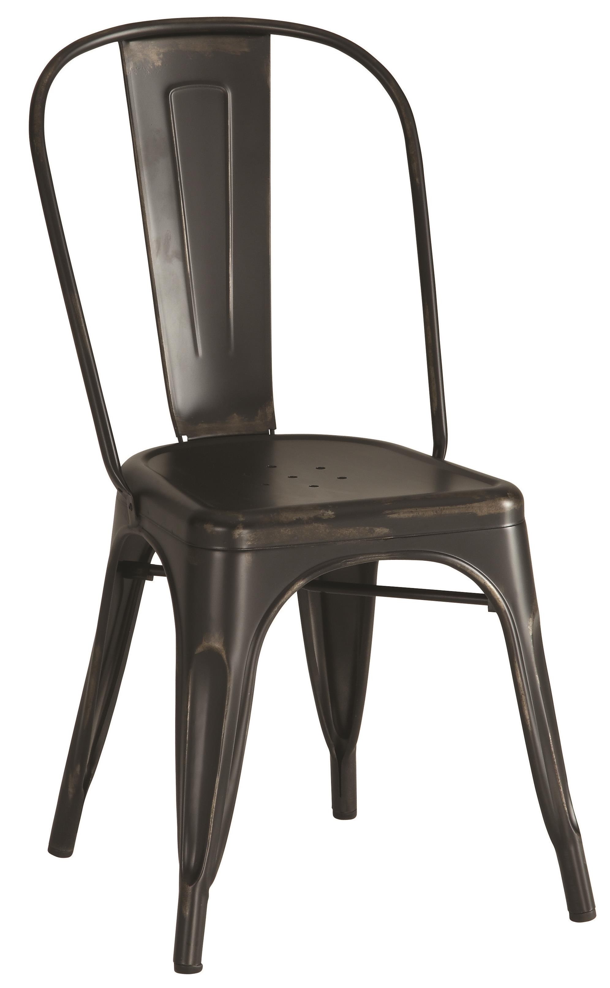 Coaster Dining Chairs and Bar Stools Metal Chair - Item Number: 105612