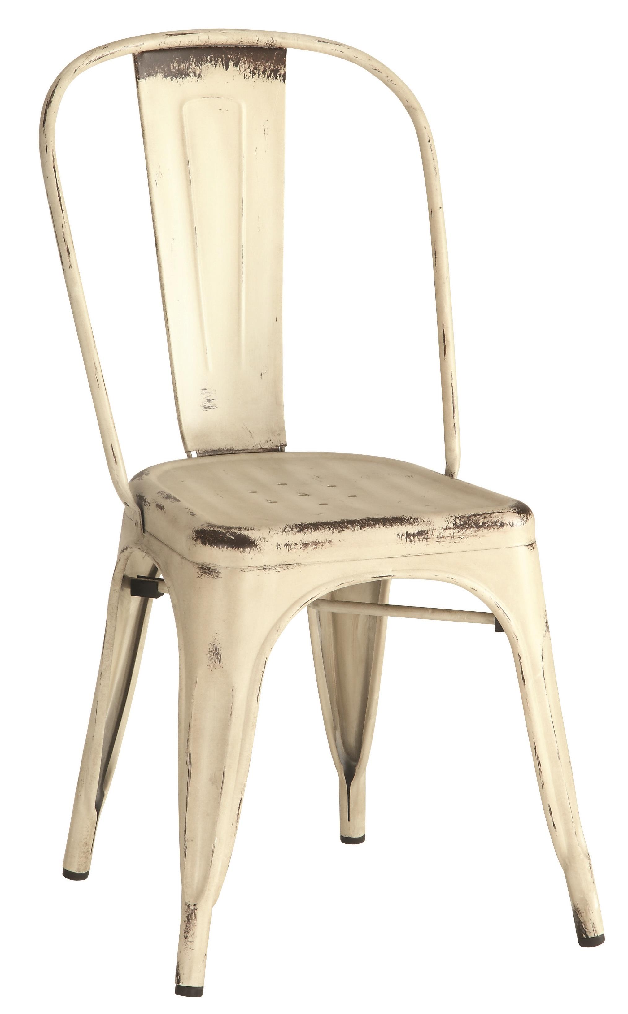 Coaster Dining Chairs and Bar Stools Metal Chair - Item Number: 105615