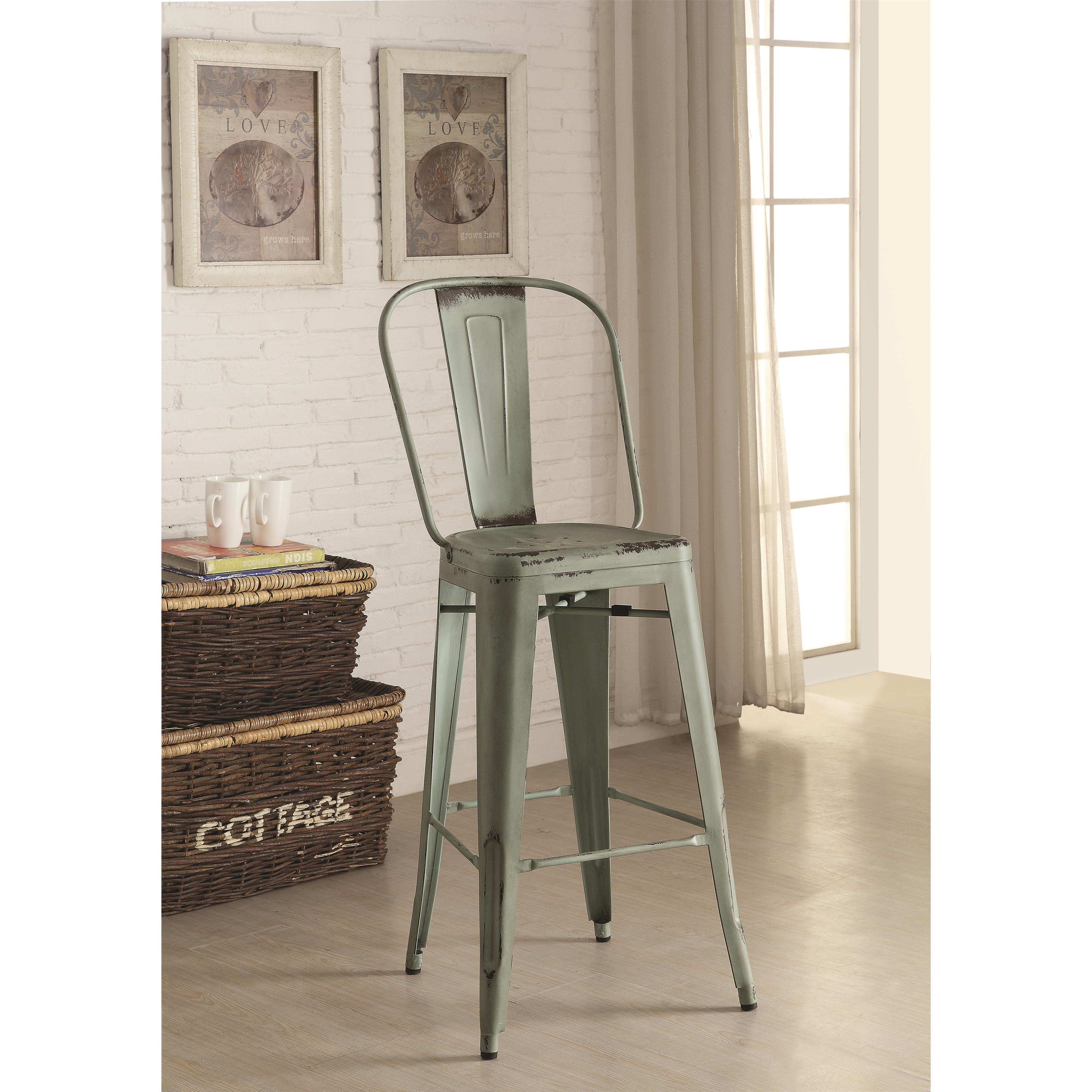 Coaster Dining Chairs and Bar Stools Bar Stool - Item Number: 106014