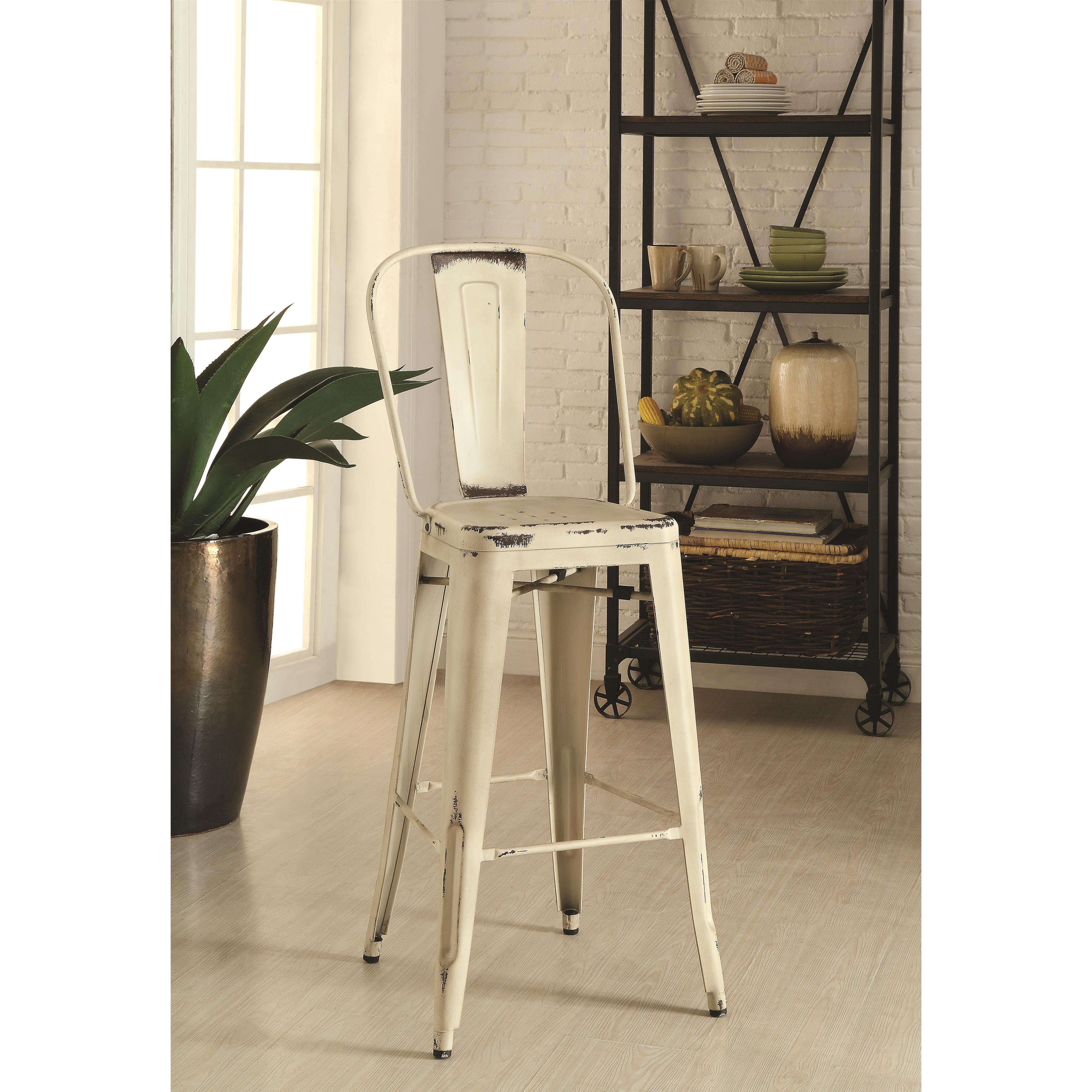 Coaster Dining Chairs and Bar Stools Bar Stool - Item Number: 106015