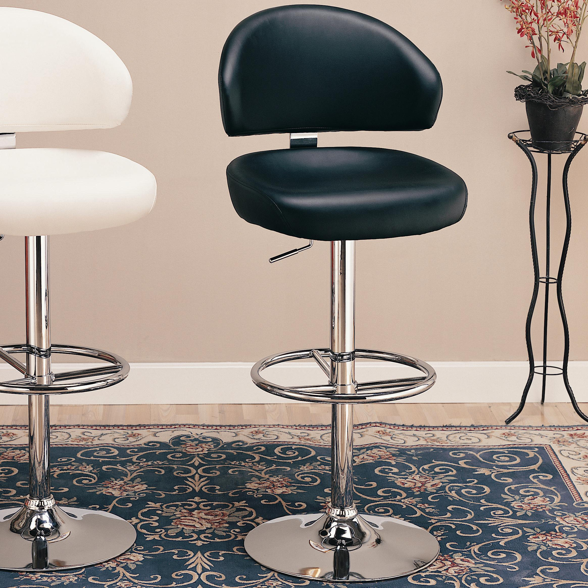 "Coaster Dining Chairs and Bar Stools 29"" Upholstered Bar Chair - Item Number: 120342"