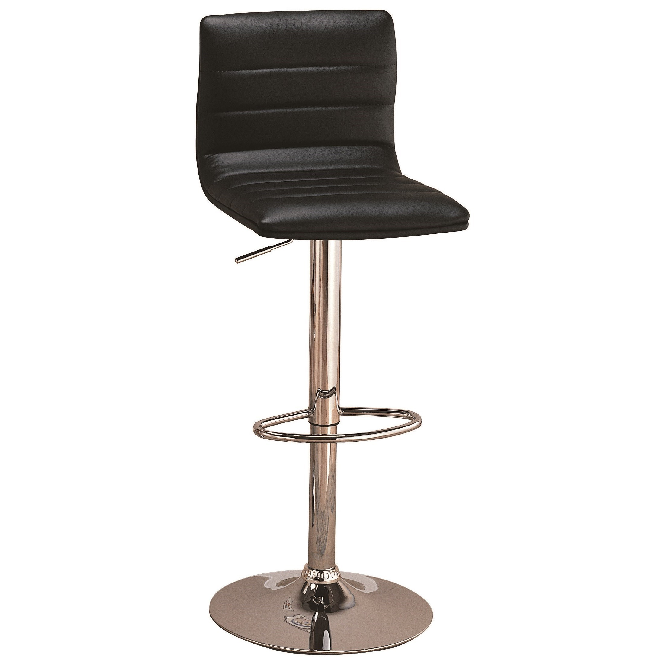 """Coaster Dining Chairs and Bar Stools 29"""" Upholstered Bar Chair - Item Number: 120344"""