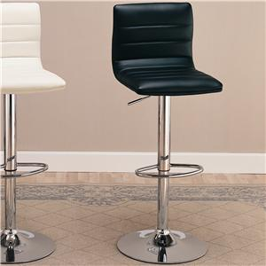 "Coaster Dining Chairs and Bar Stools 29"" Upholstered Bar Chair"