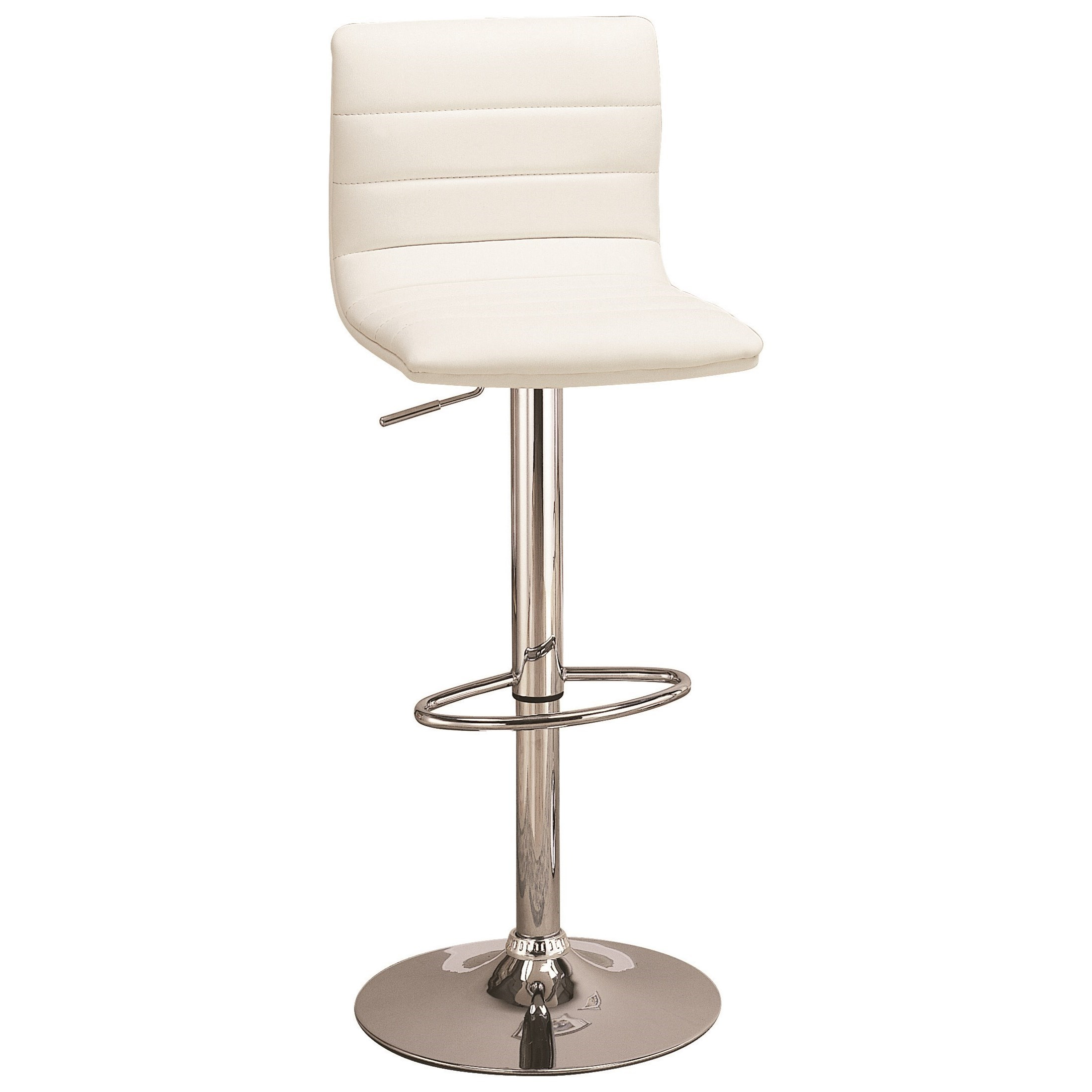 """Coaster Dining Chairs and Bar Stools 29"""" Upholstered Bar Chair - Item Number: 120345"""
