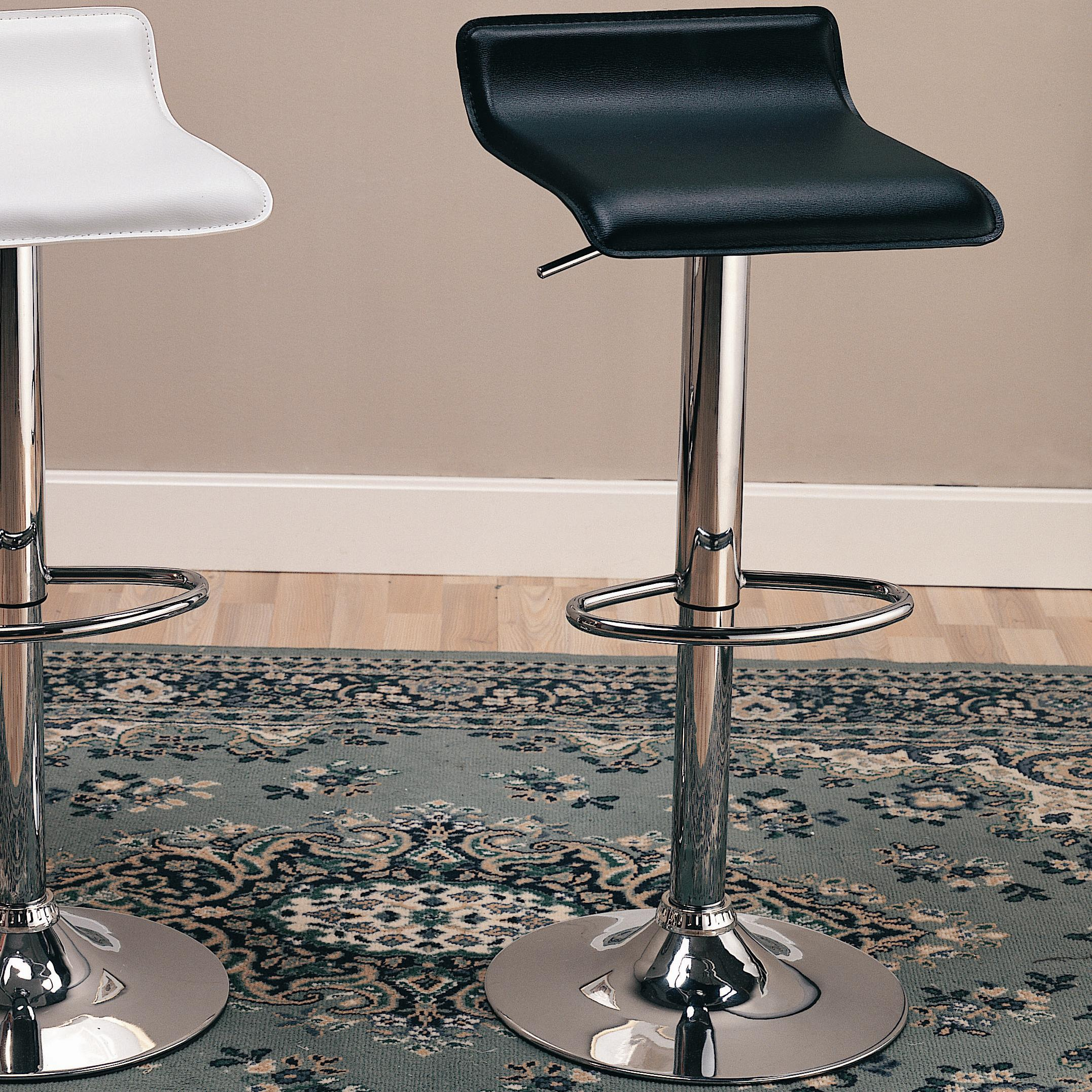 """Coaster Dining Chairs and Bar Stools 29"""" Upholstered Bar Chair - Item Number: 120390"""
