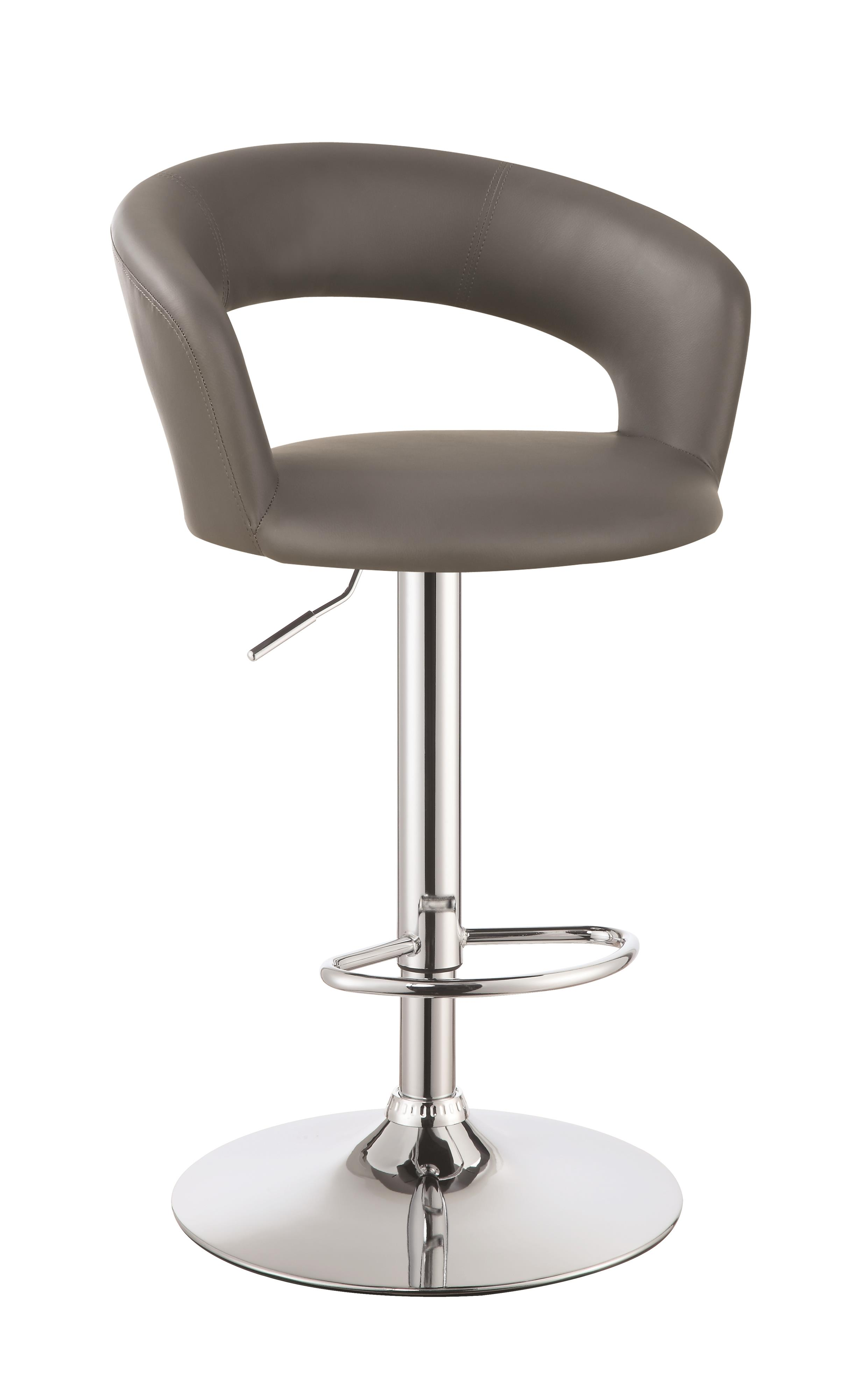 "Coaster Dining Chairs and Bar Stools 29"" Upholstered Bar Chair - Item Number: 120397"
