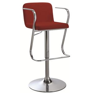 Coaster Dining Chairs and Bar Stools Adjustable Bar Stool