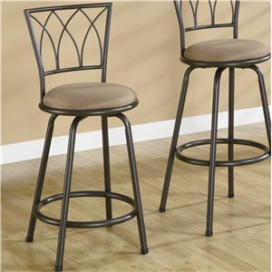 Coaster Dining Chairs and Bar Stools 24  Metal Bar Stool : stool chairs - islam-shia.org