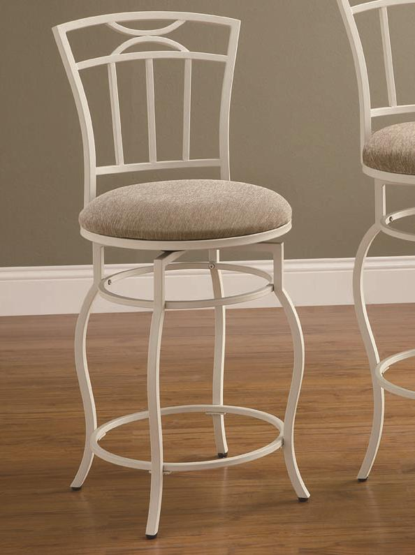 "Coaster Dining Chairs and Bar Stools 24"" Barstool - Item Number: 122049"