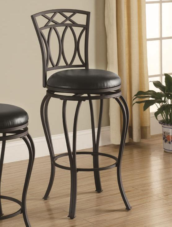"Coaster Dining Chairs and Bar Stools 29"" Barstool - Item Number: 122060"