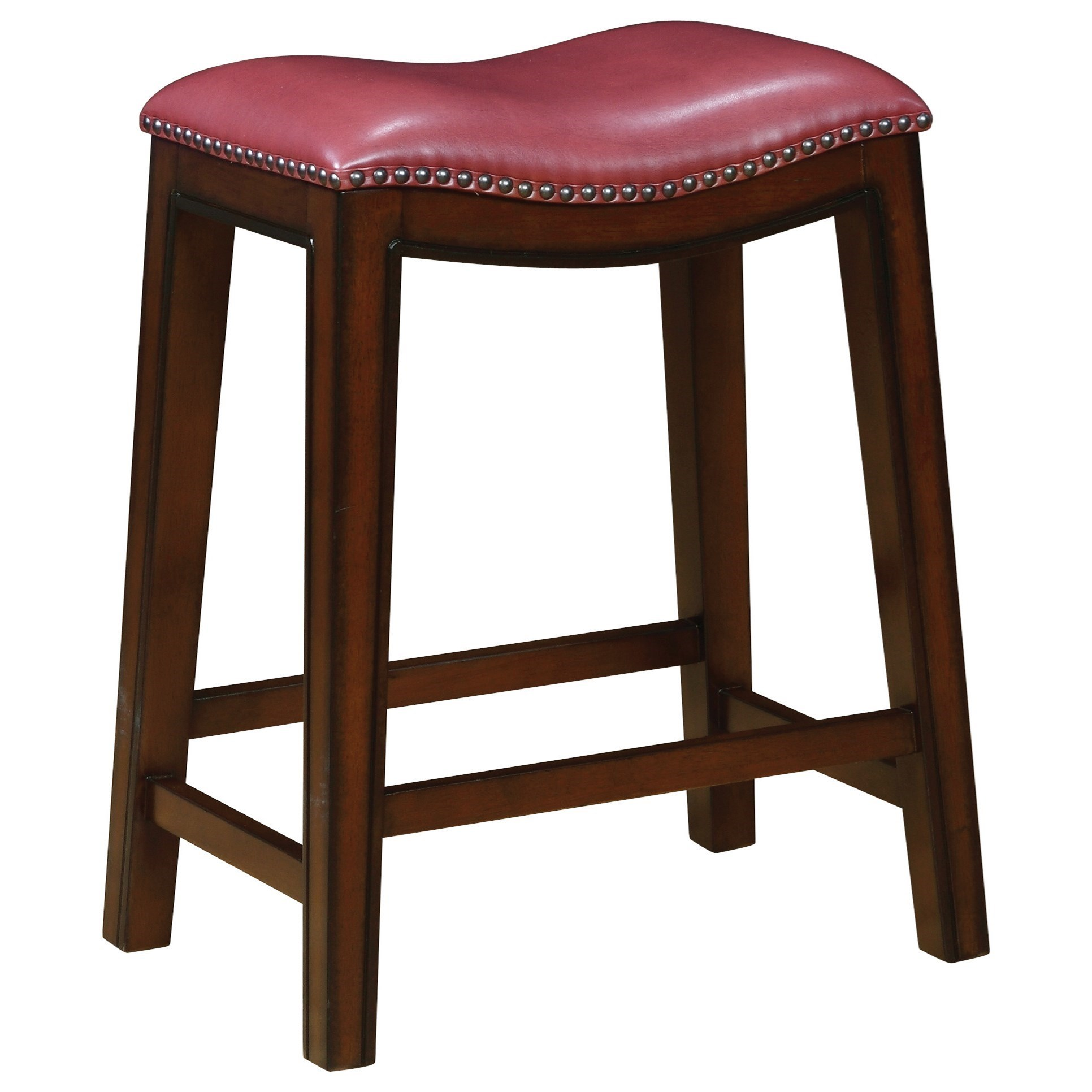 Coaster dining chairs and bar stools backless
