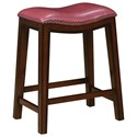 Coaster Dining Chairs and Bar Stools Counter Height Stool - Item Number: 122267