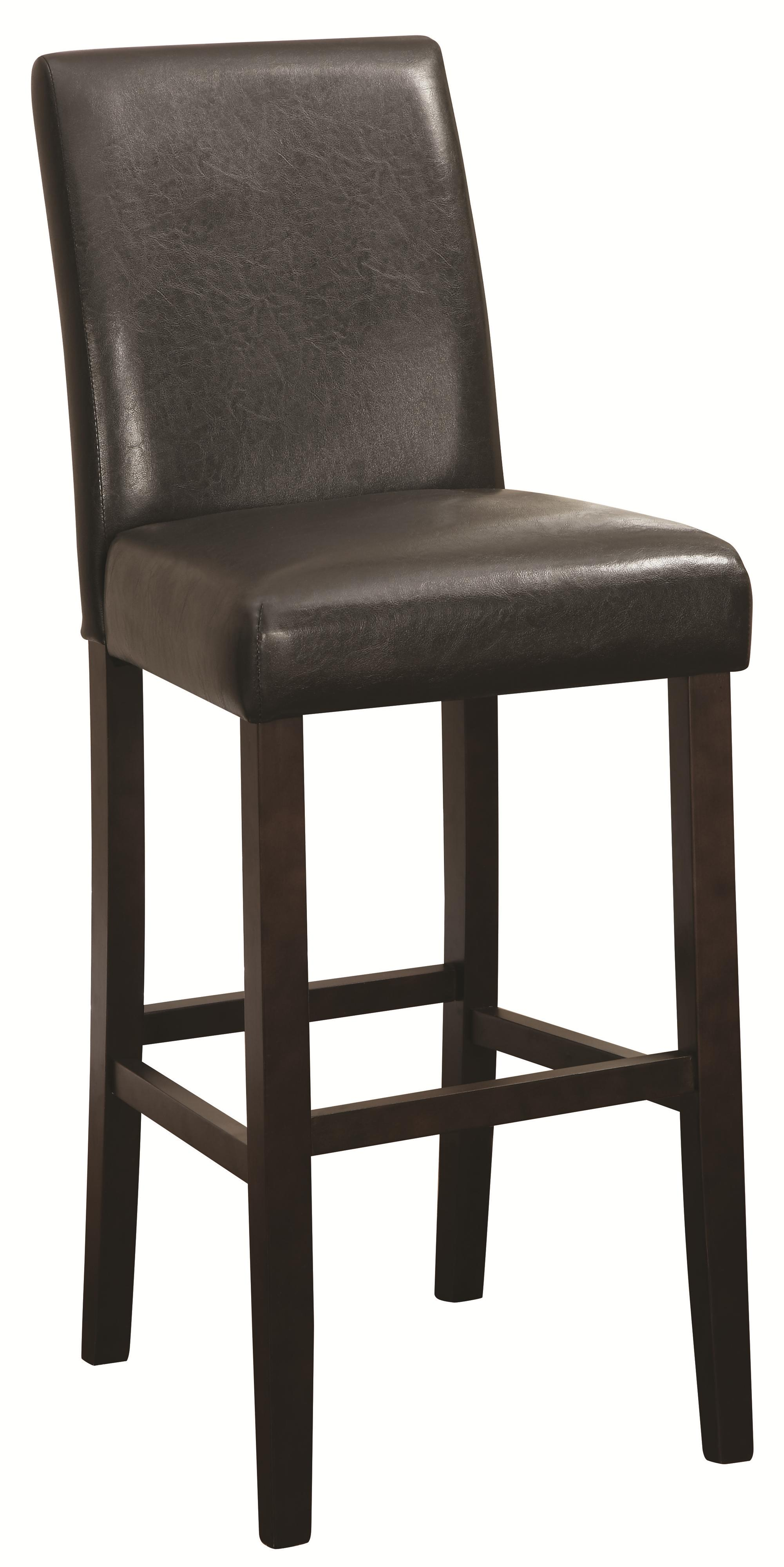 "Coaster Dining Chairs and Bar Stools 29"" Bar Stool - Item Number: 130060"