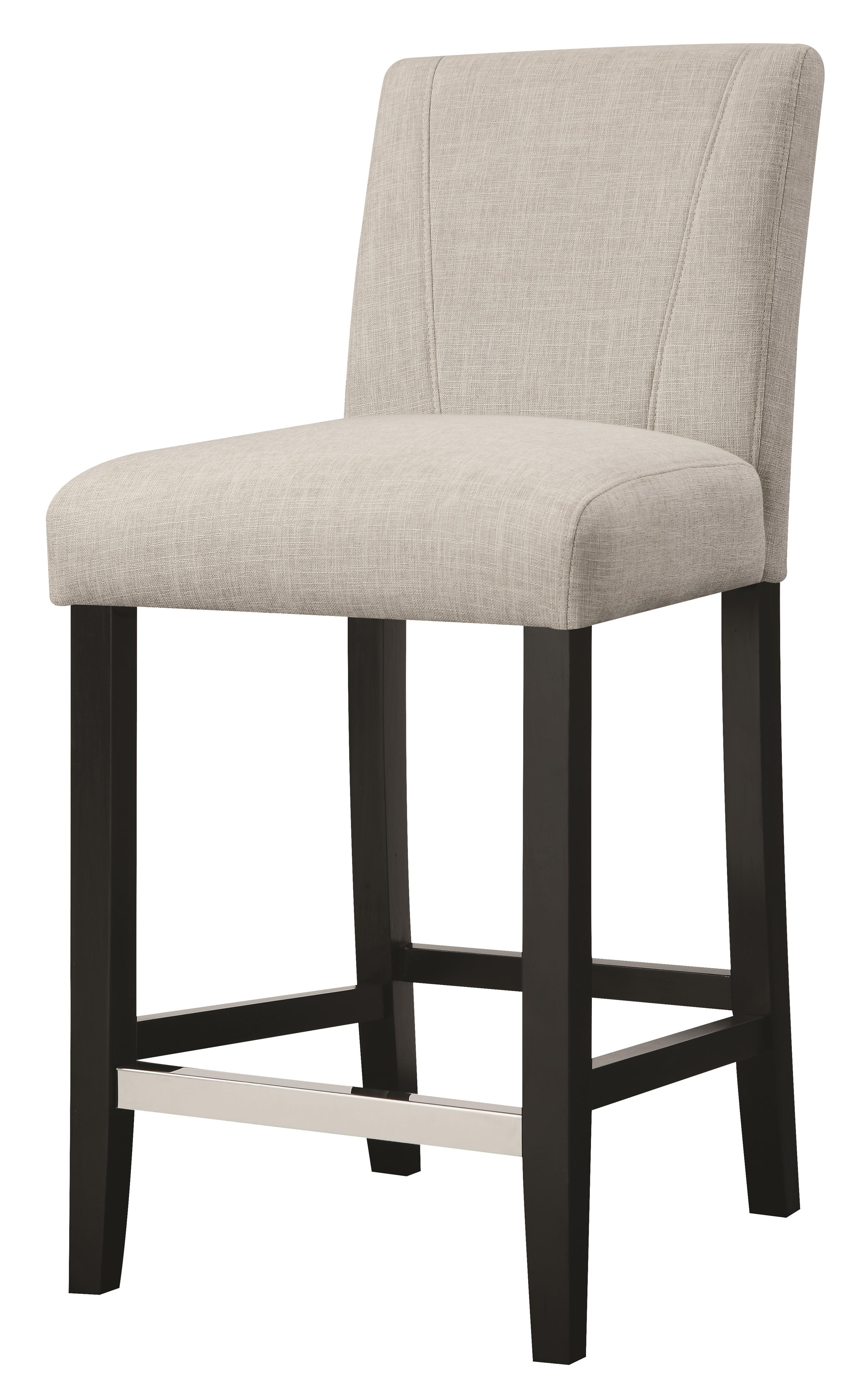 Coaster Dining Chairs and Bar Stools Dining Stool - Item Number: 130063