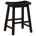 Coaster Dining Chairs and Bar Stools Wooden Bar Stool - Item Number: 180019
