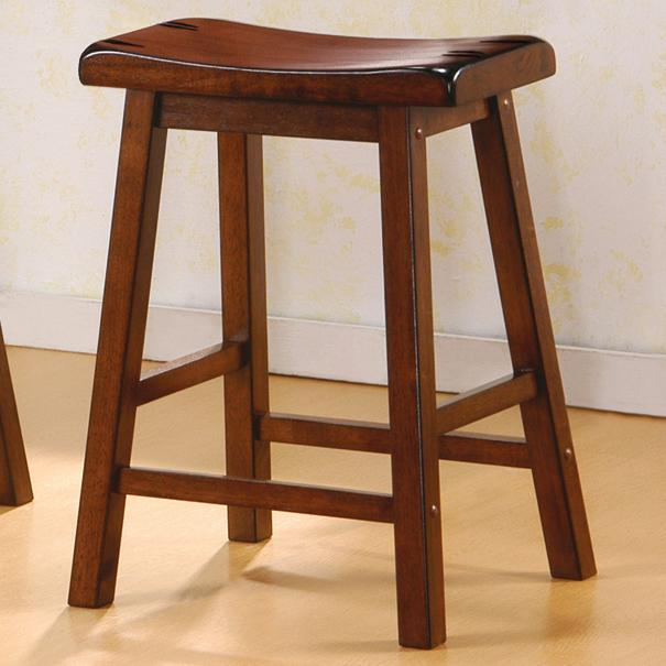 Coaster Dining Chairs And Bar Stools Wooden Stool Item Number 180069