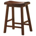 Coaster Dining Chairs and Bar Stools Wooden Bar Stool - Item Number: 180069