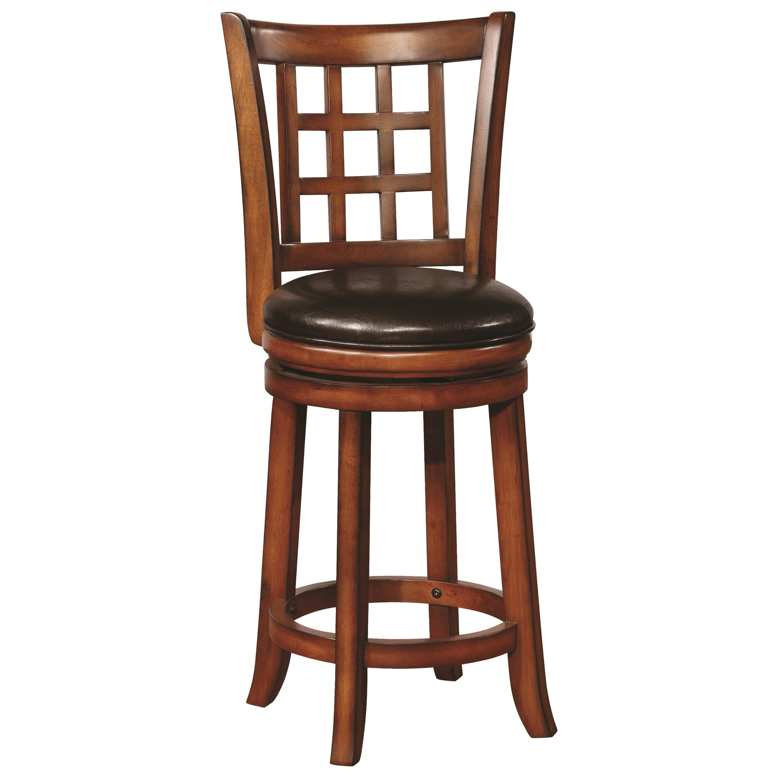 Coaster Dining Chairs And Bar Stools Swivel Counter Height