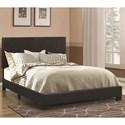 Coaster Dorian Black Full Bed - Item Number: 300761F