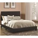 Coaster Dorian Black California King Bed - Item Number: 300761KW