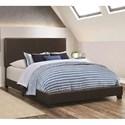 Coaster Dorian Brown Full Bed - Item Number: 300762F