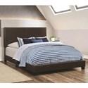 Coaster Dorian Brown King Bed - Item Number: 300762KE