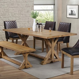 Coaster Douglas Dining Table